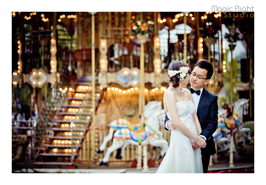 法国婚纱摄影, pre wedding shoot session in Paris 10