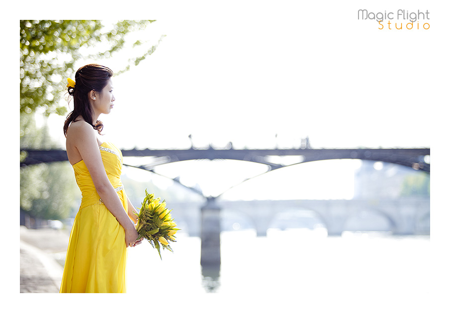 法国婚纱摄影, pre wedding shoot session in Paris 12