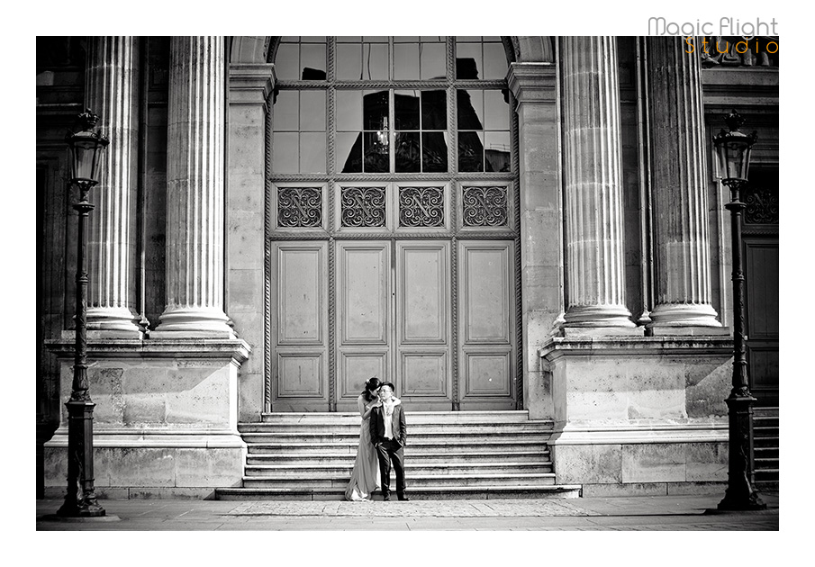 法国婚纱摄影, pre wedding shoot session in Paris 18