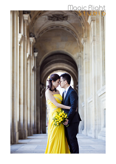 法国婚纱摄影, pre wedding shoot session in Paris 16