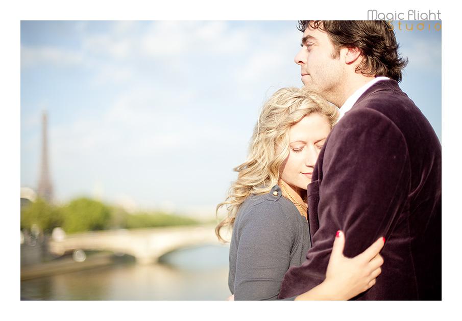 post wedding in Paris