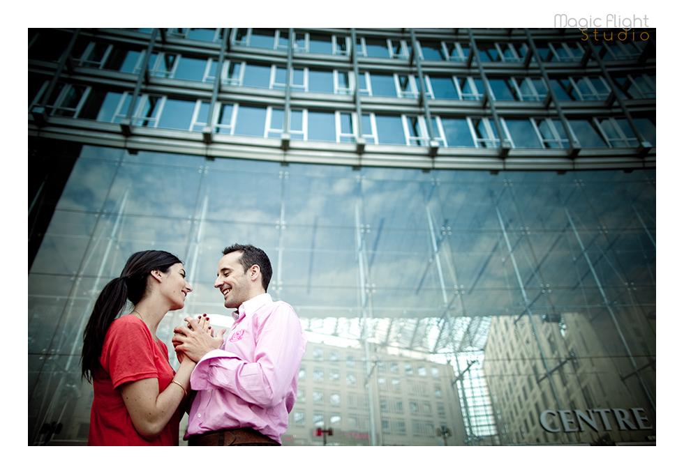 Anne Gaelle & Gwenael, love is in the air 3