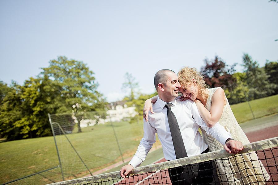 Stéphanie et Franck pour des photos de couple 6