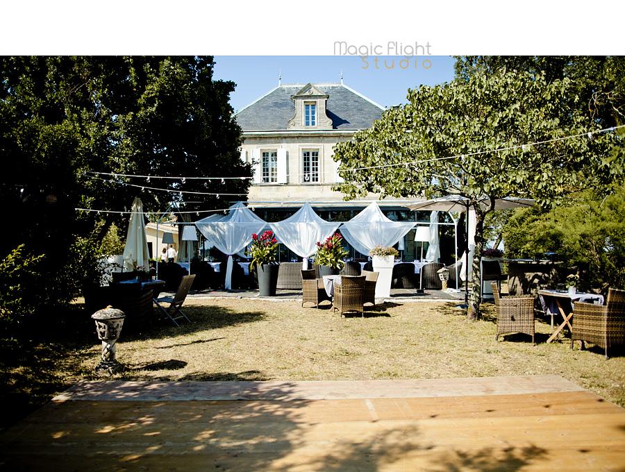 José & Julie, wedding in Bordeaux 1