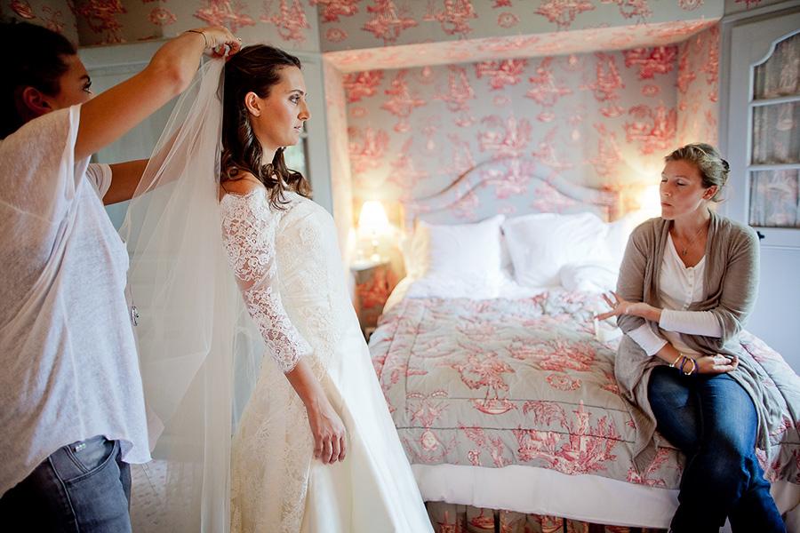 Christèle & Mathieu mariage à l'abbaye de Morienval. 10