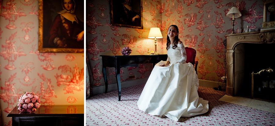 Christèle & Mathieu mariage à l'abbaye de Morienval. 16