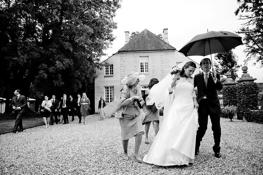 Christèle & Mathieu mariage à l'abbaye de Morienval. 19