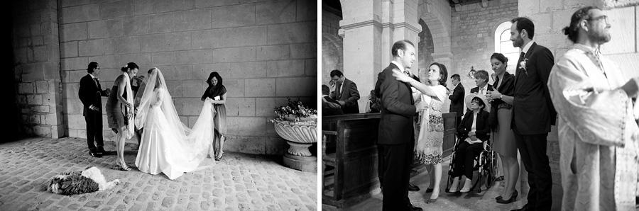 Christèle & Mathieu mariage à l'abbaye de Morienval. 20