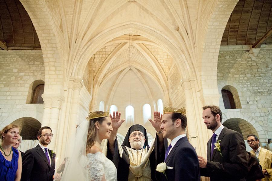 Christèle & Mathieu mariage à l'abbaye de Morienval. 30