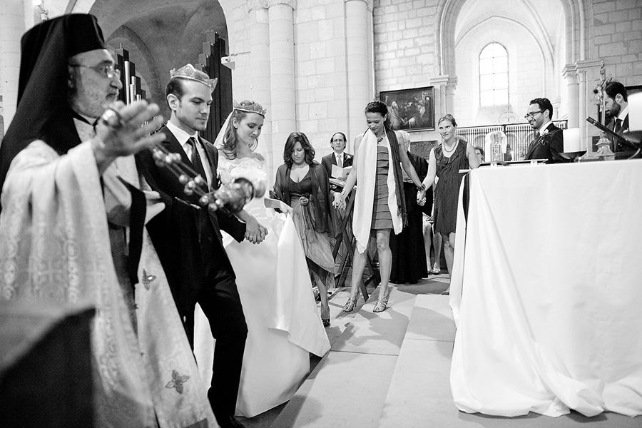 Christèle & Mathieu mariage à l'abbaye de Morienval. 33