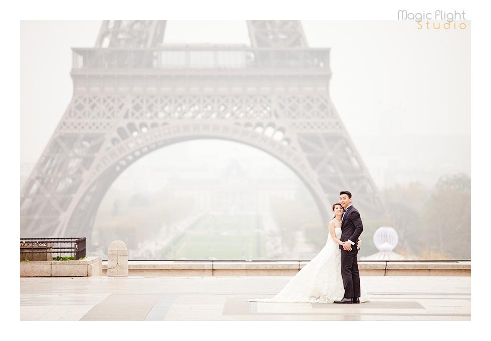 Gwen & Joby in Paris 8