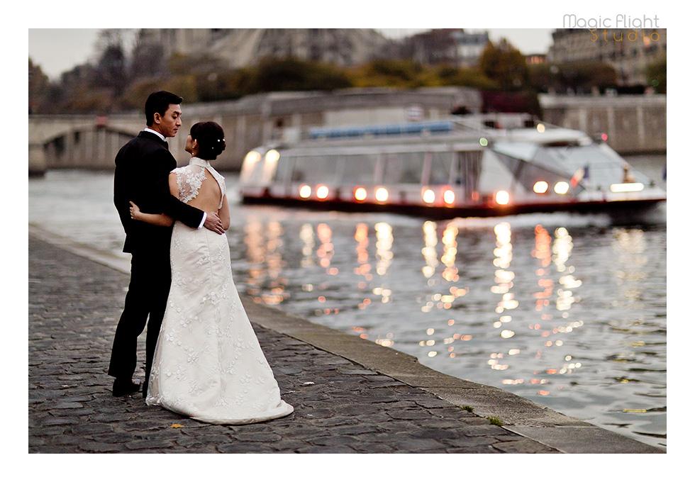 Gwen & Joby in Paris 17