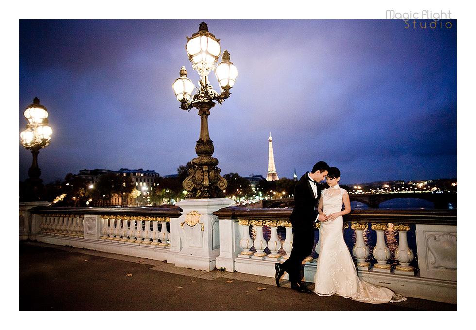 Gwen & Joby in Paris 19