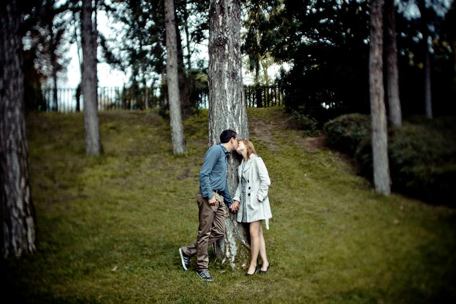 photographe d'engagement