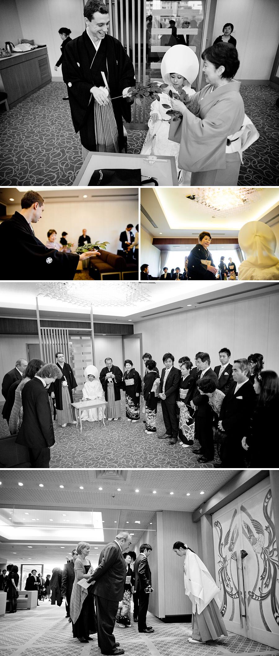 wedding in tokyo