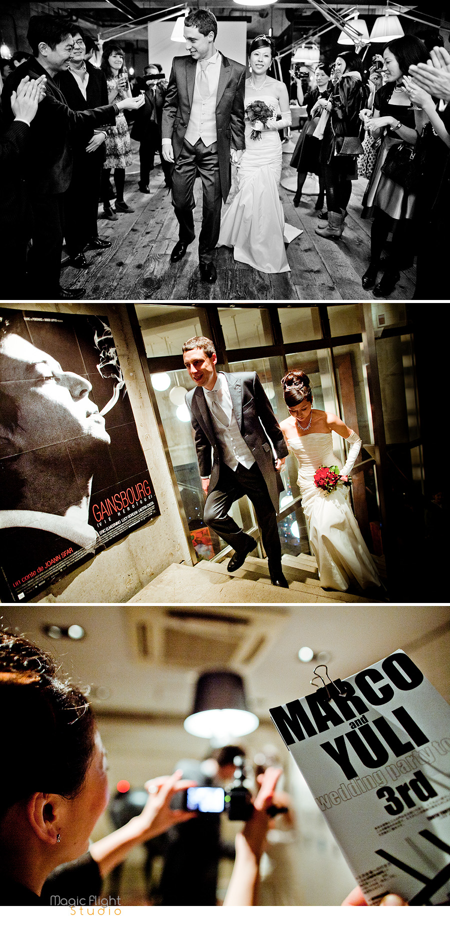 photographe de mariage à Tokyo