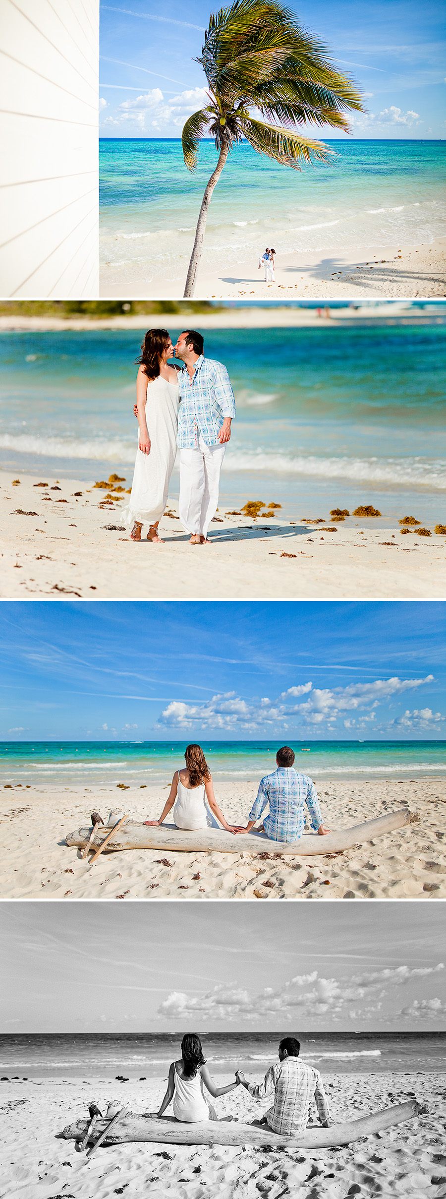 wedding at grand coral beach playa del carmen