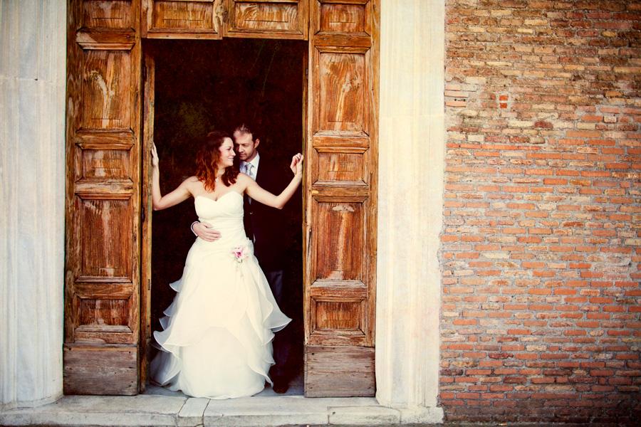 photos de couple à Rome
