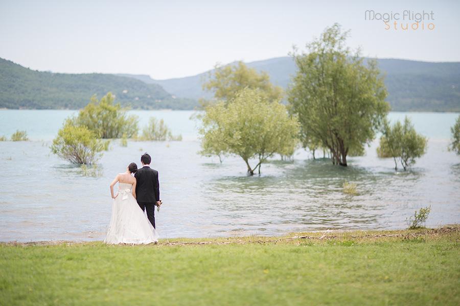 pre wedding around aix en provence