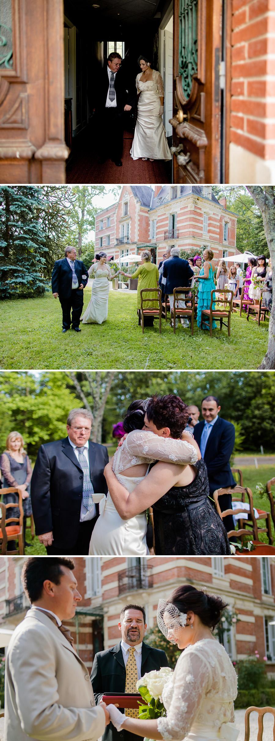 wedding in Dordogne 2
