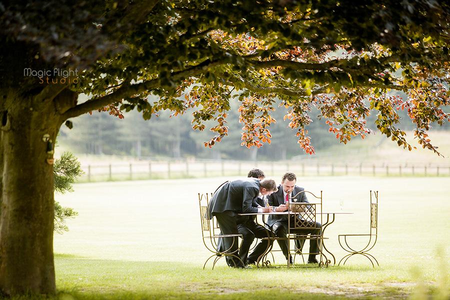 photo mariage la butte ronde 56