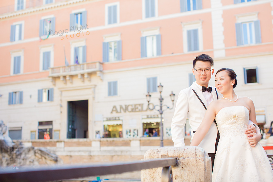 pre wedding in rome 37