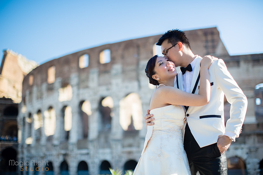 pre wedding in rome 38