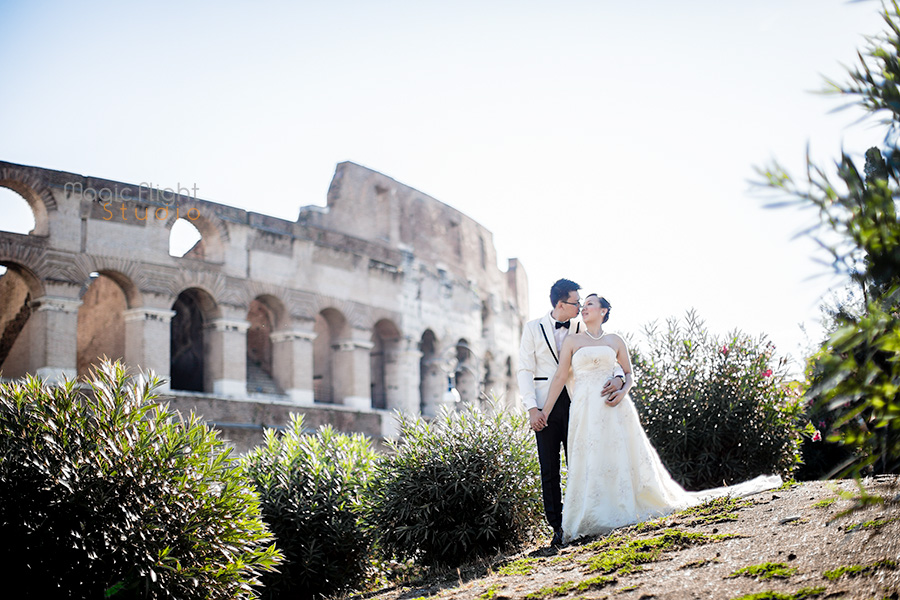 pre wedding in rome 39