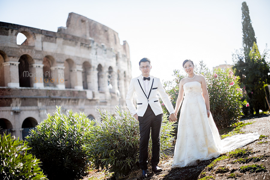pre wedding in rome 40