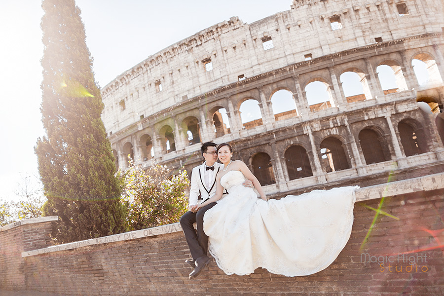 pre wedding in rome 41