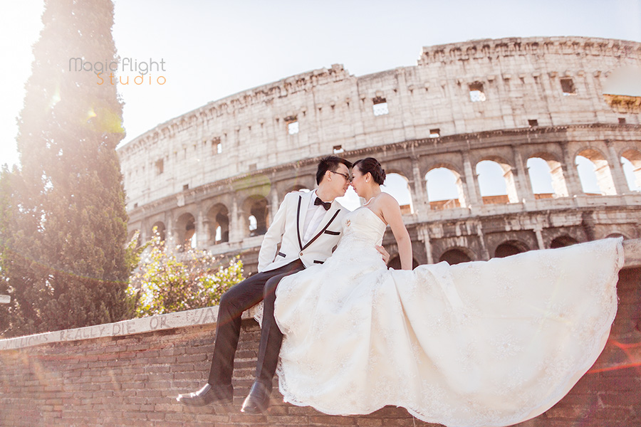 pre wedding in rome 42