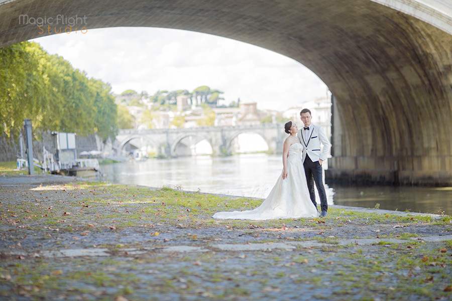 pre wedding in rome 49