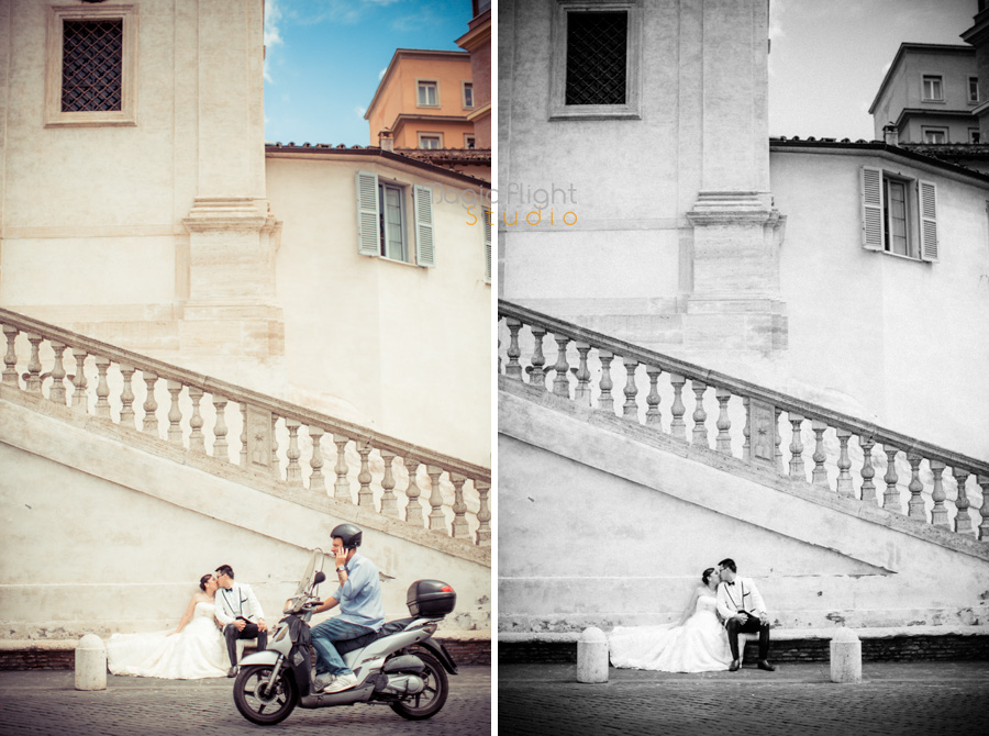 pre wedding in rome 51
