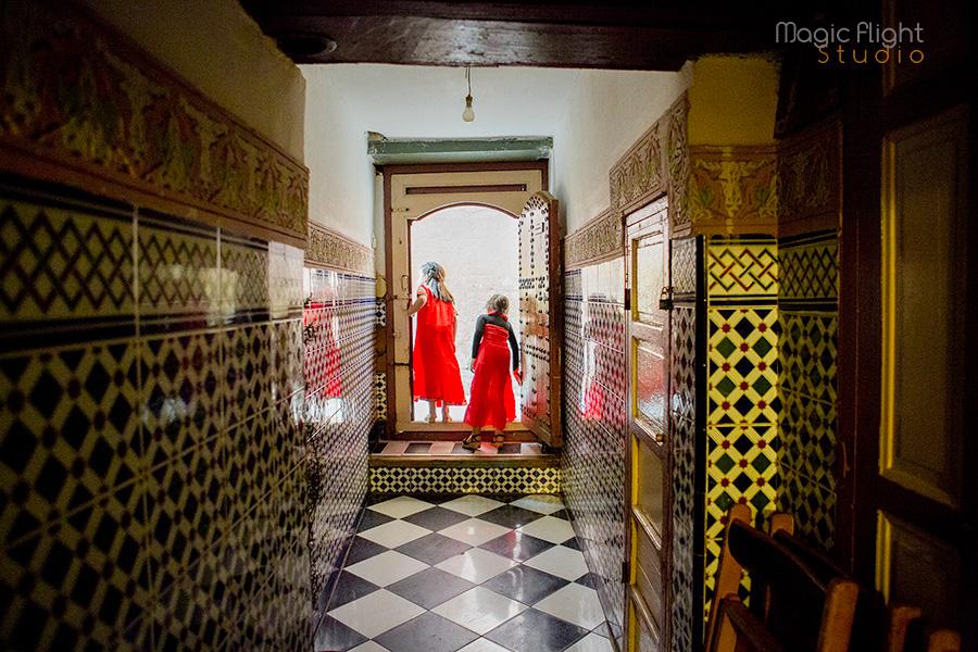 Mariage au Maroc, le henné à Meknes 8