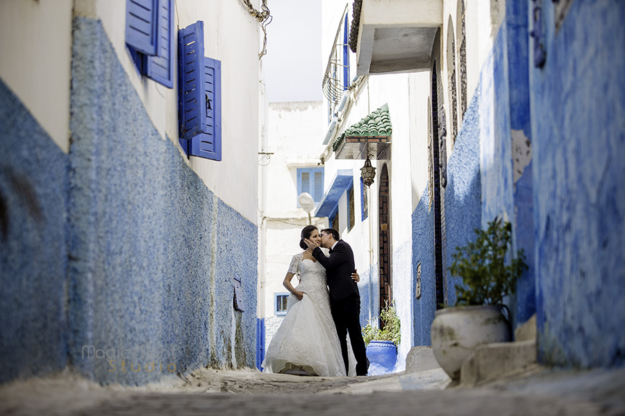 Mariage à Meknes, Maroc