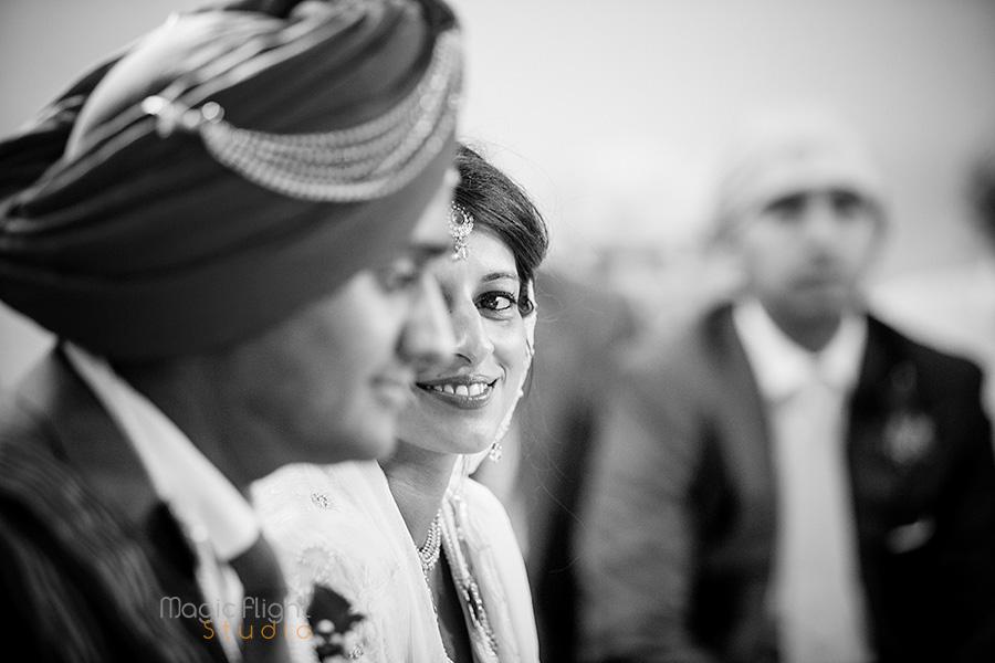 a Sikh wedding in Paris 21