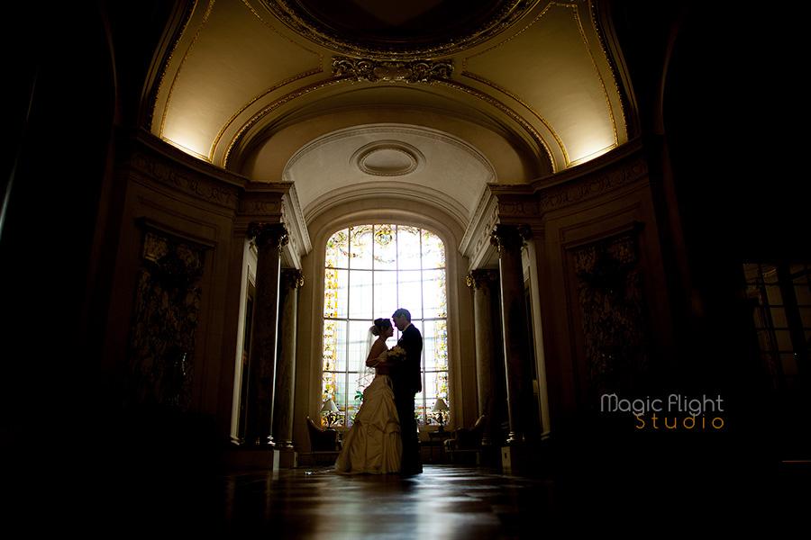 intimate wedding in Shangri La,  Paris 24