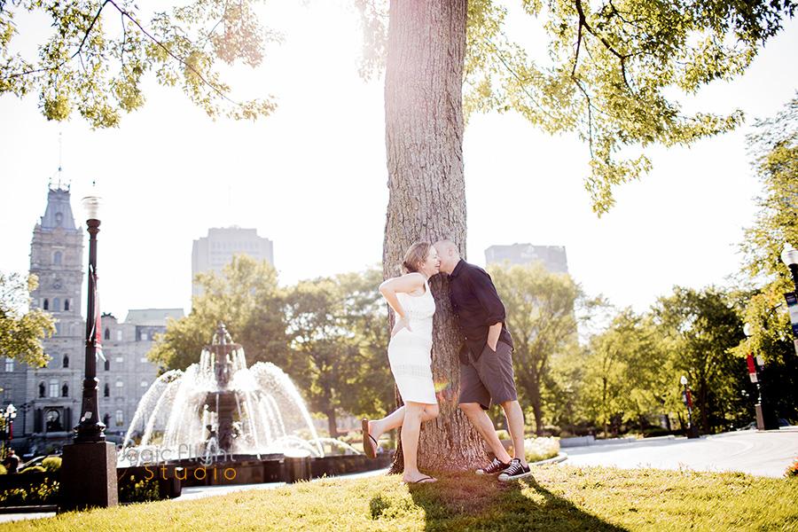 Séance de couple à Quebec 6