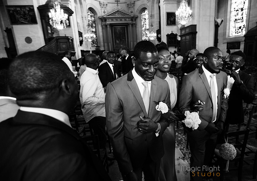 reportage de mariage africain