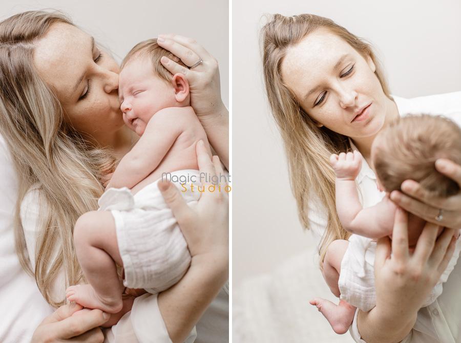 photo de bébé à la maison, grossesse photographiée à domicile