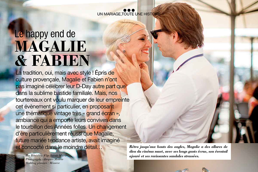 Publication du mariage à Avignon 21