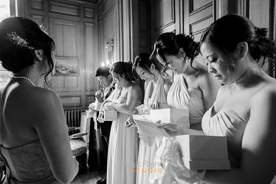 photo de mariage au chateau de la durantie