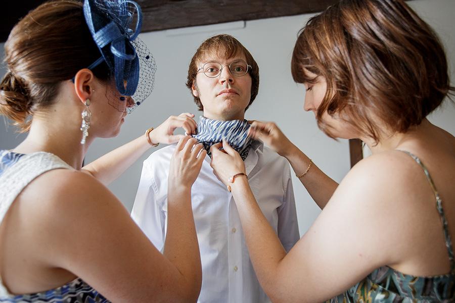 reportage mariage au manoir de la grande commune
