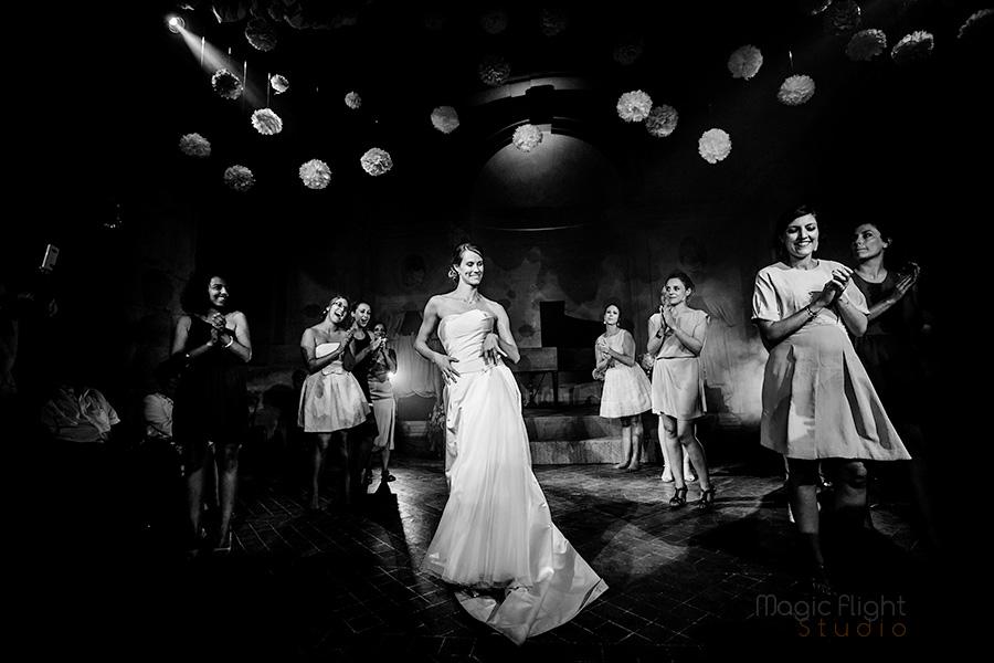 mariage au chateau de vallery
