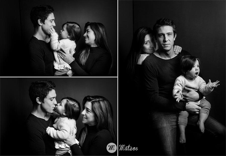 bon cadeau pour une séance de photo de famille en studio