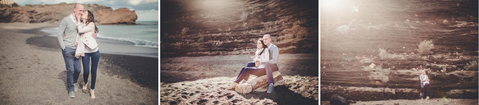 un photographe de couple avant mariage et faire part