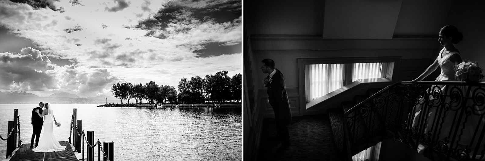 des photos de reportage naturelles, du mariage autrement