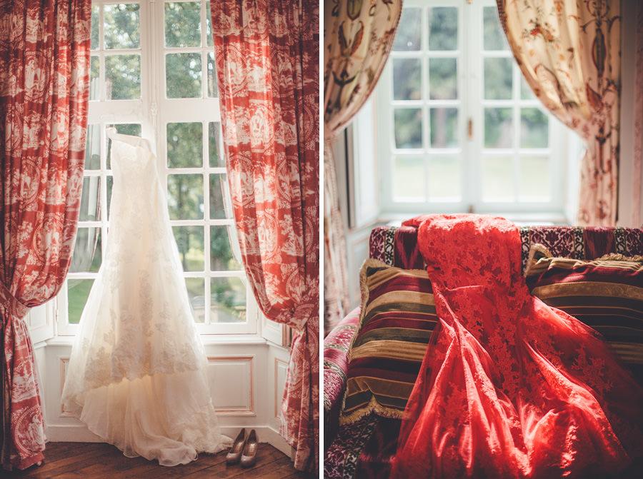 Mariage au chateau de Servigny 5