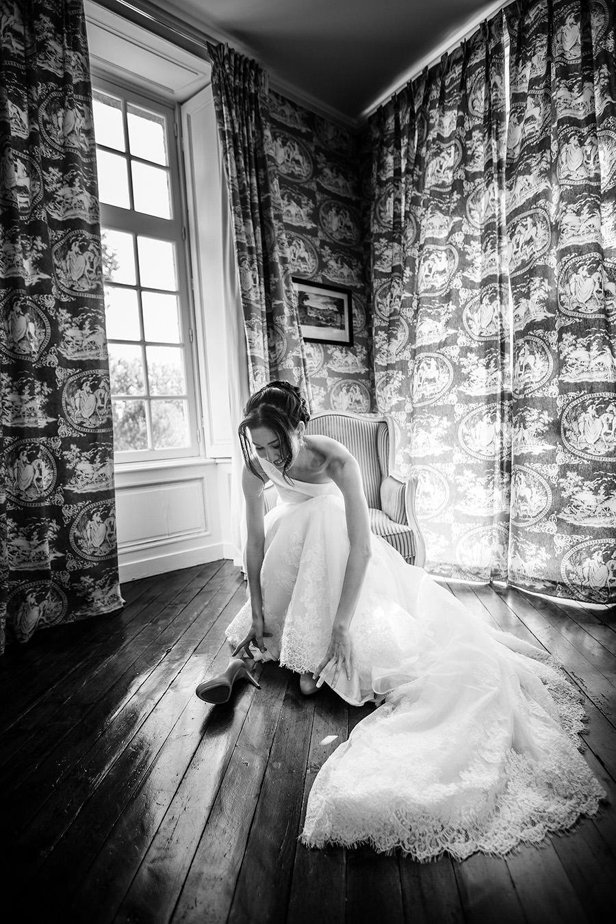 Mariage au chateau de Servigny 14