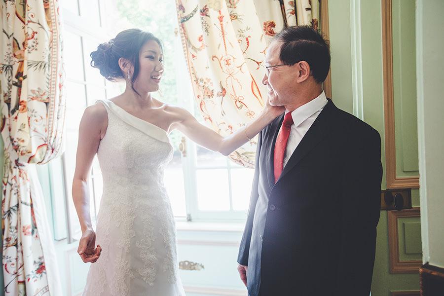 Mariage au chateau de Servigny 16